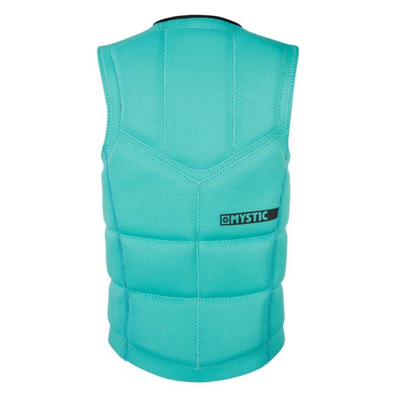 Brand Impact Vest Fzip - pánská wakeboardová vesta, Mint