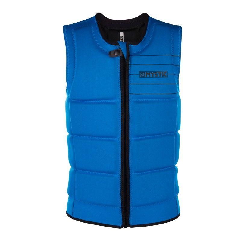 Brand Impact Vest Fzip - pánská wakeboardová vesta, modrá
