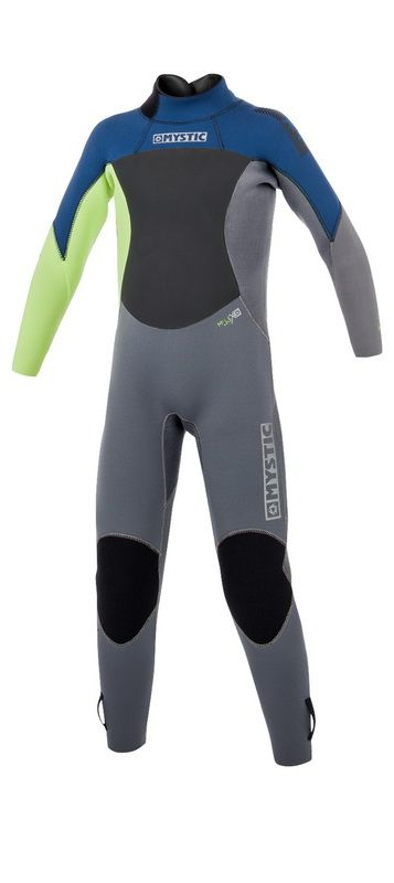 Star Fullsuit 5/4mm Backzip - juniorský neopren, Navy