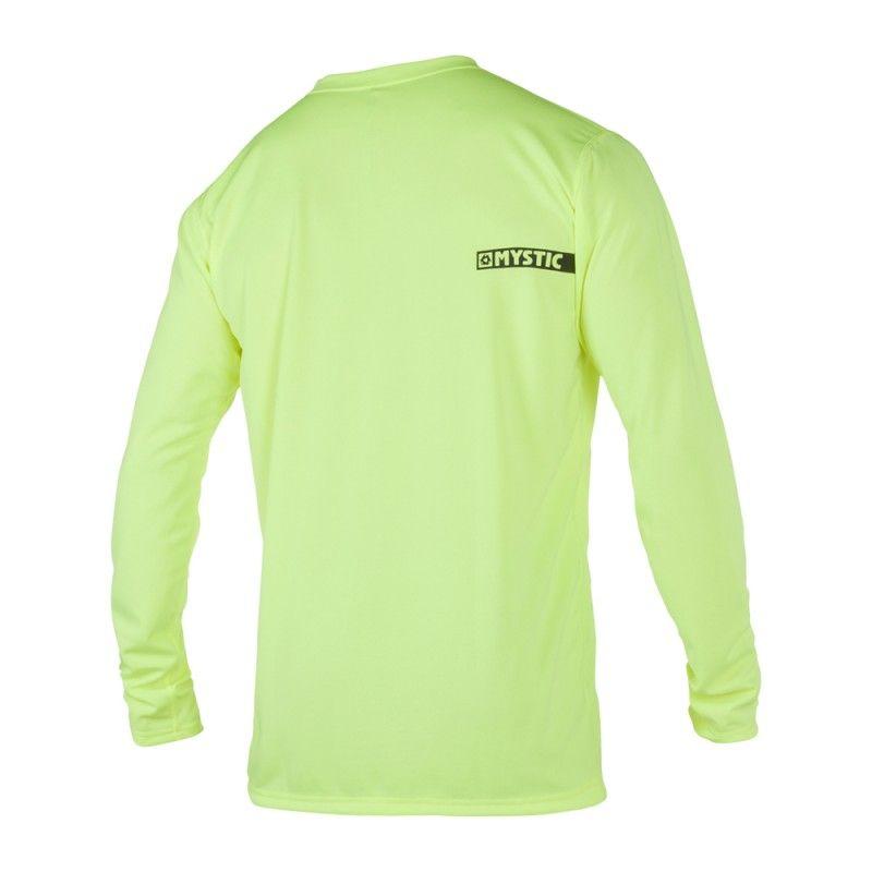 Star Quickdry - rychloschnoucí triko dlouhý rukáv, Lime