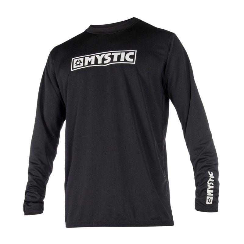 Star Quickdry - rychloschnoucí triko dlouhý rukáv, Black