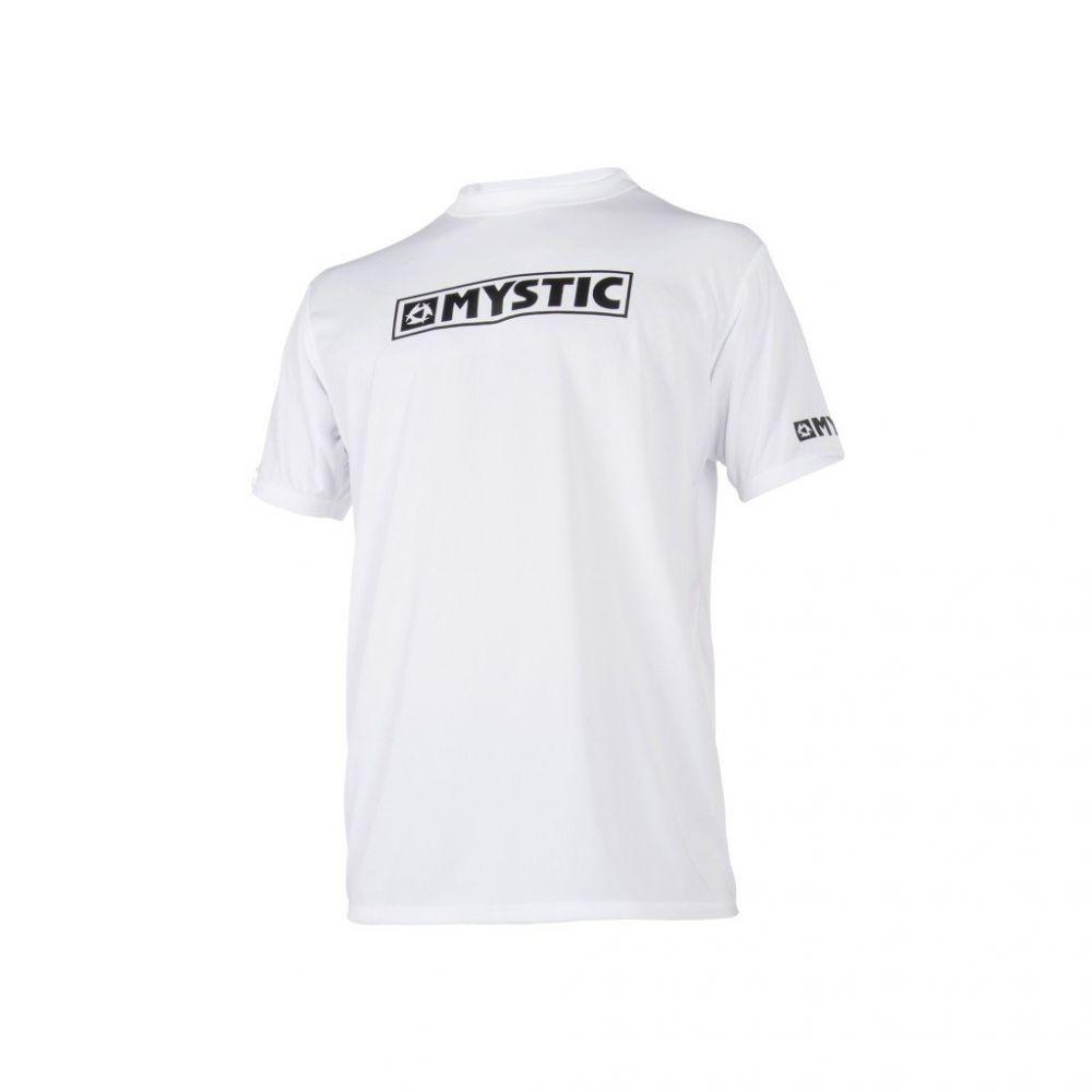 Star Quickdry - rychloschnoucí triko krátký rukáv, bílé