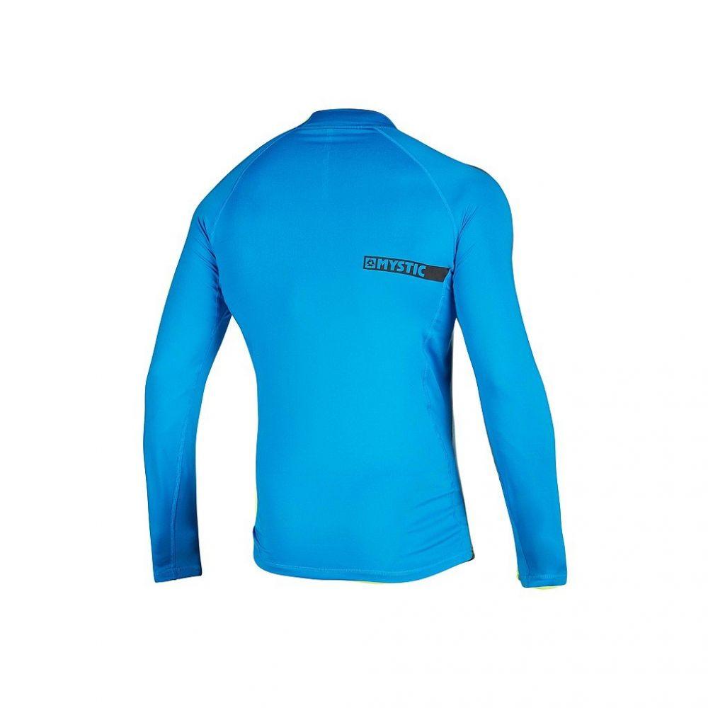 Star Rashvest - pánské lykrové triko dlouhý rukáv, modré