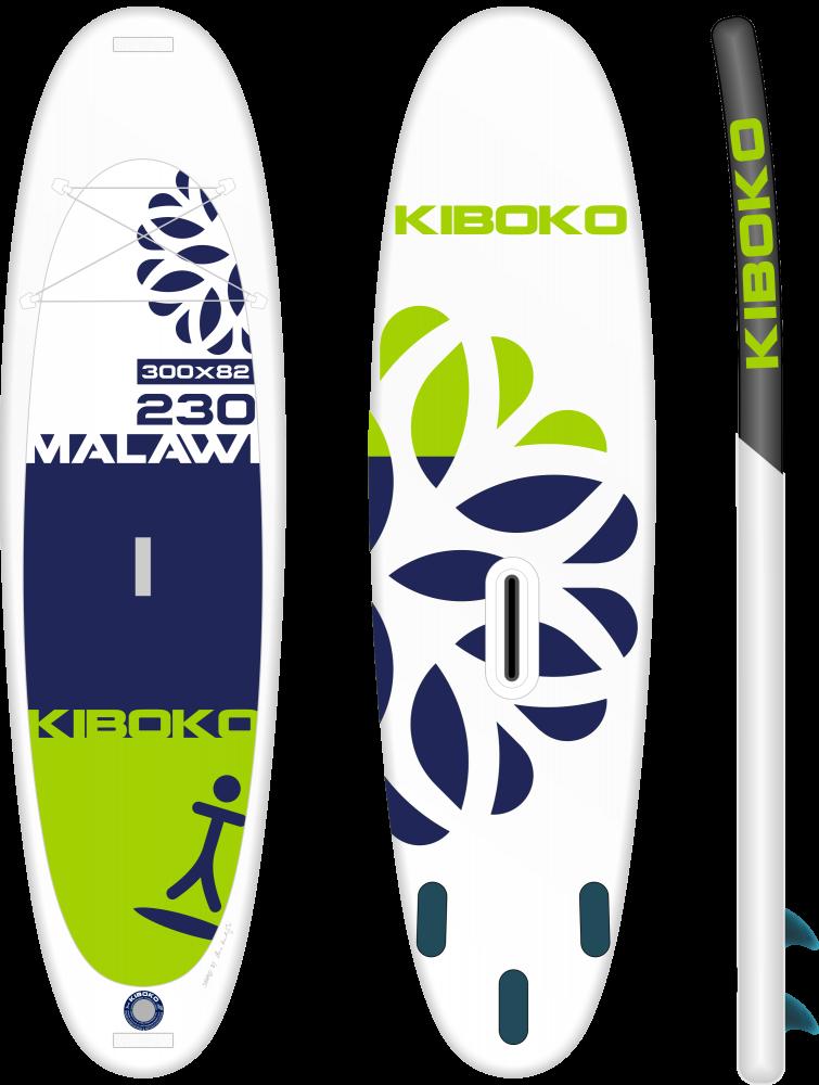 windSUP Kiboko Malawi 230 FT - nafukovací paddleboard